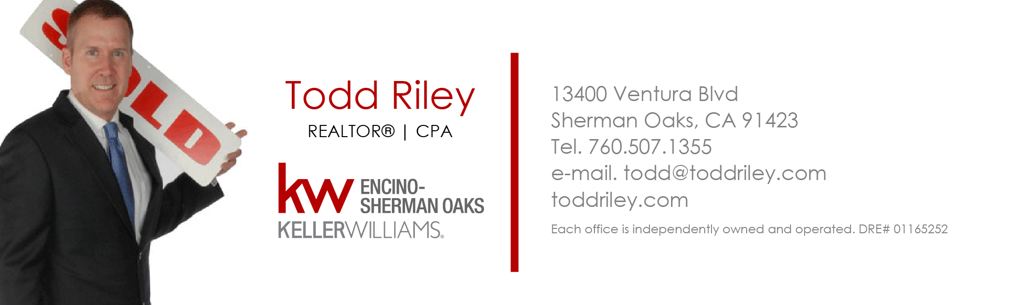 Todd Riley 55 Plus Desert Area Specialist